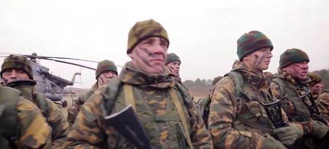 Как проходит служба в российской армии