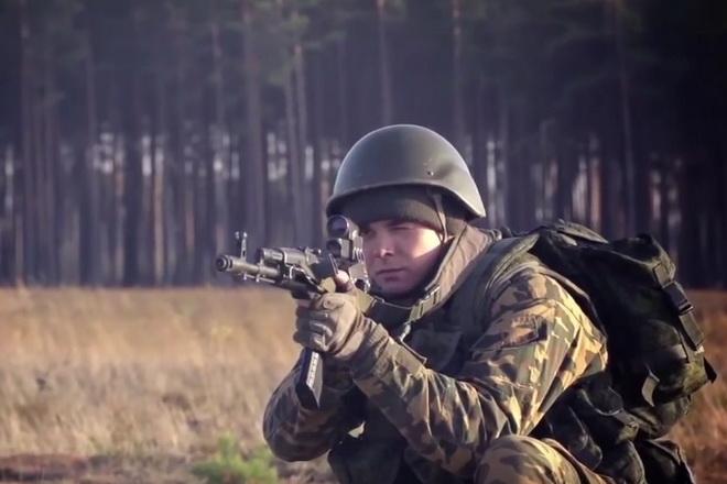 Подготовка к службе в армии