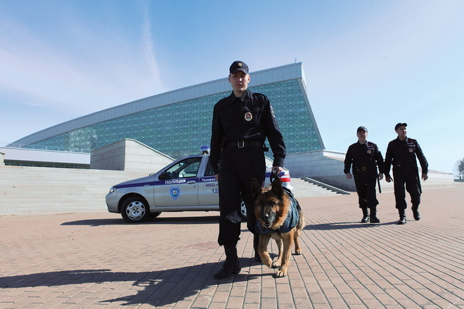 Альтернативная служба в полиции вместо армии