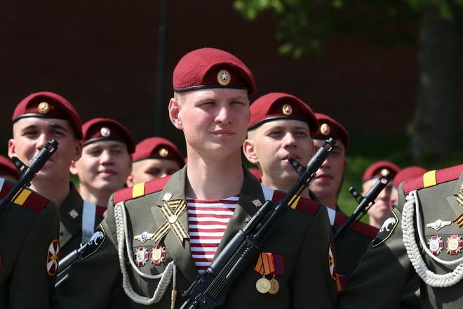 Военная служба по призыву во внутренних войсках МВД